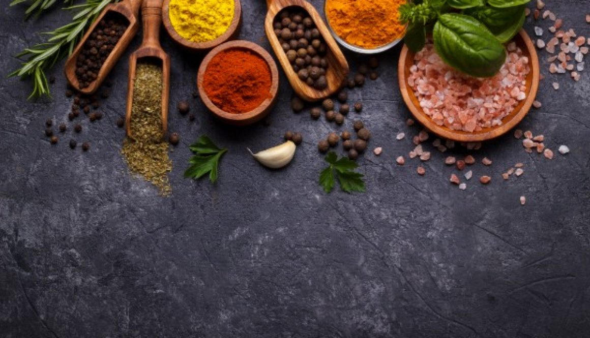 herbs-spices-for-oral-health-fairviewfamilydental